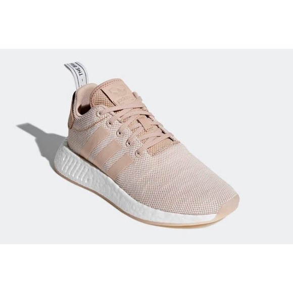 d33030d0d59 adidas Originals NMD R2 W Ash Pearl Running Shoes